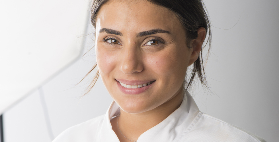 Chef Ghiwa Mouhasseb