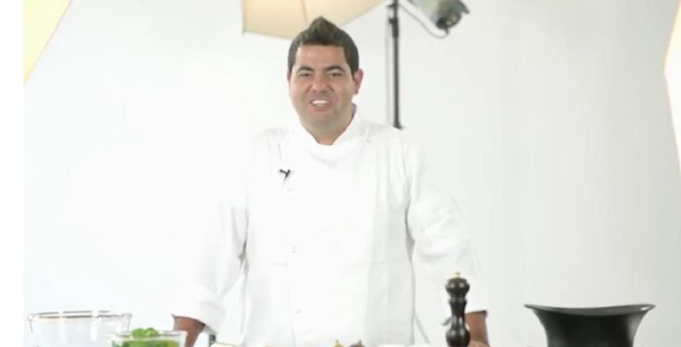 Chef Georges Adem