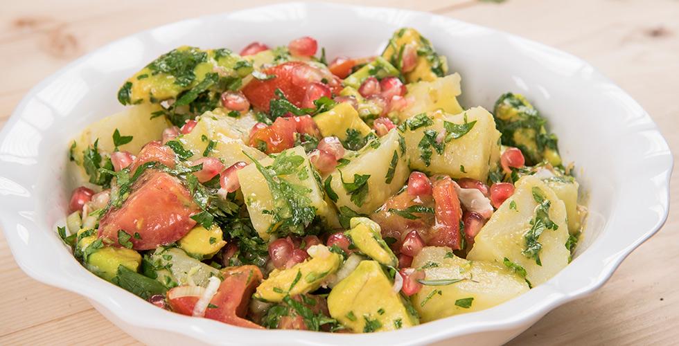 Potato and Parsley Salad