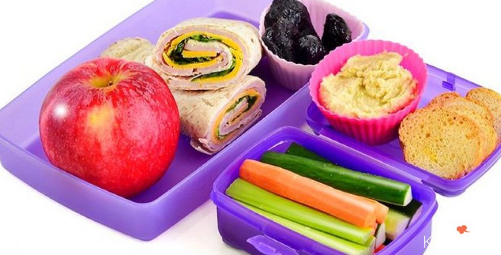 Food to Pack for you Kids