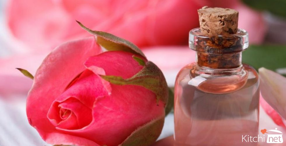 10 Benefits of Rose Water