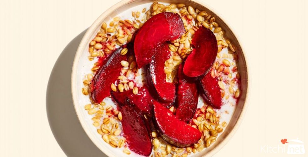 Suhoor Fruit and Ricotta Power Bowl