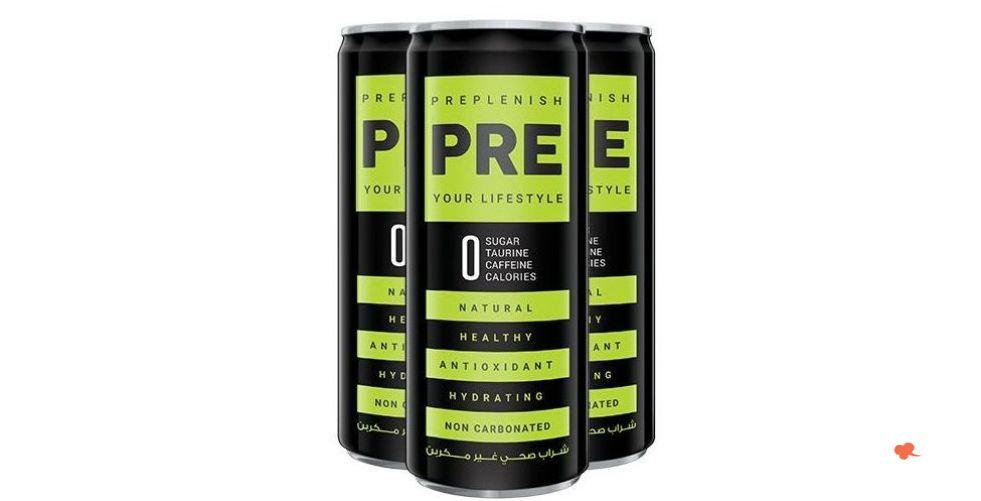 مشروب Pre لنمط حياة صحي وحافل بالحيوية والنشاط