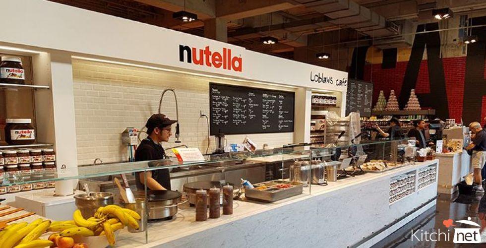افتتاح أول مقهى نوتيلا في الشرق الأوسط في دبي