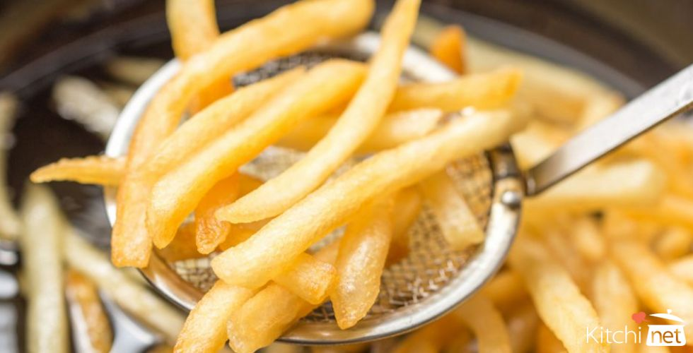 Deep Fat Frying Tips