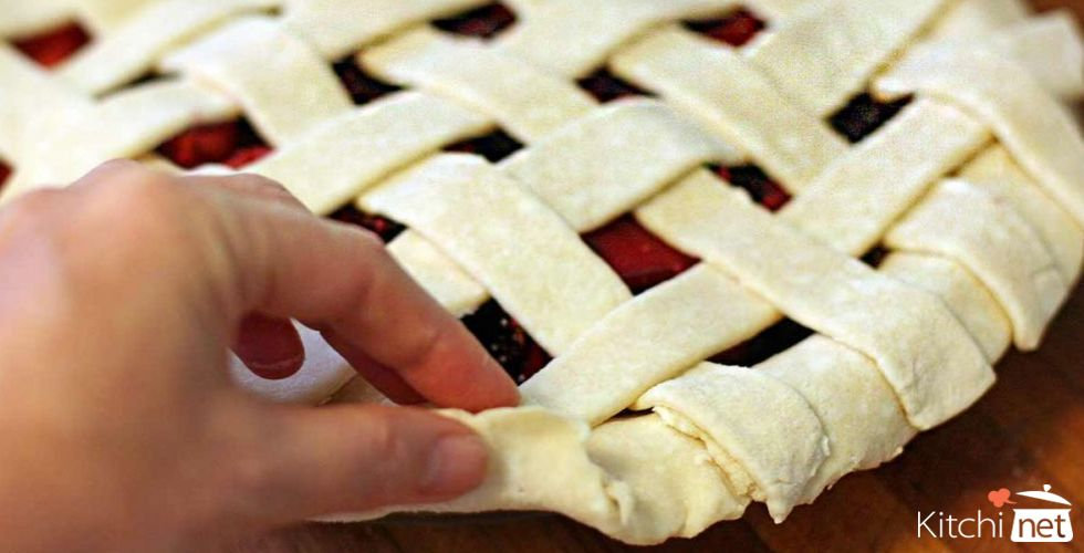 Cherry Pie Crust