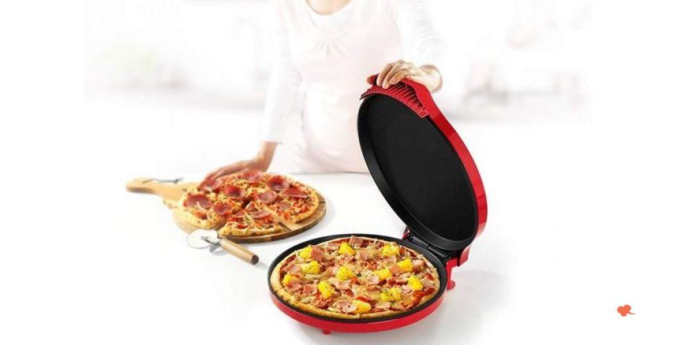 تسخين البيتزا