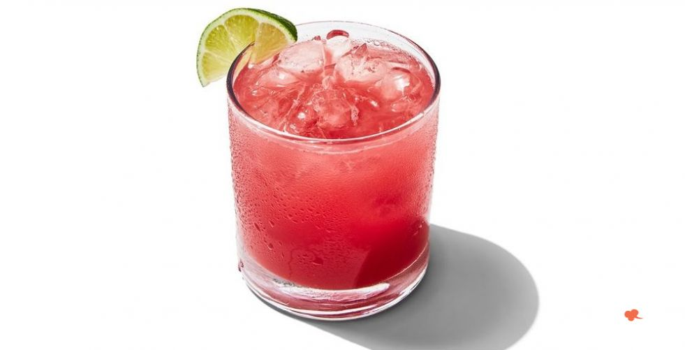 Salted Watermelon Juice