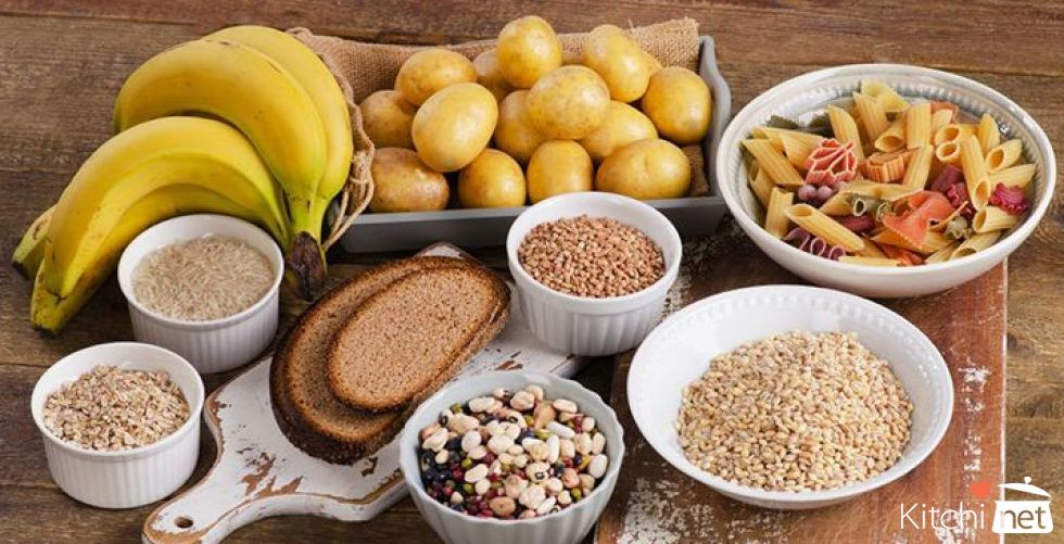 Moderate carbohydrate intake may result in good health