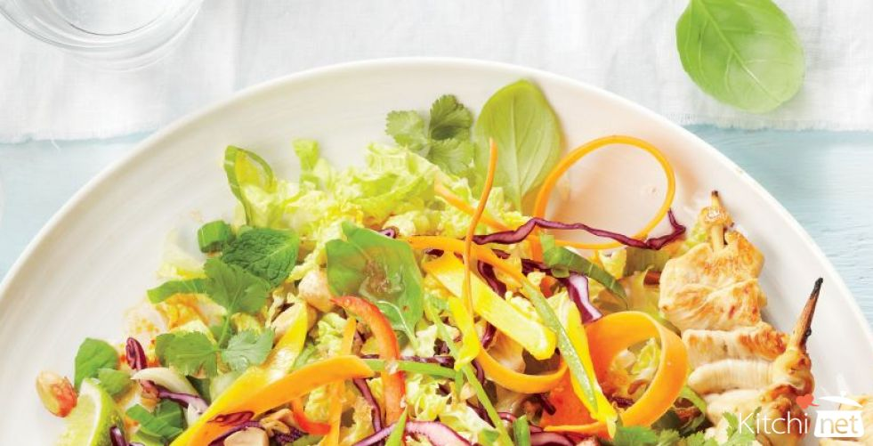 Chile-Lime Salad Dressing