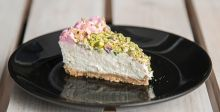 Pistachio Cheese Cake