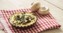 Quiche Minced Meat