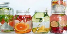 Slim Down Detox Water Ingredients