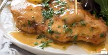 Lemon Chicken Sauce