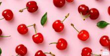 ستة أسباب لتناول المزيد من الكرز