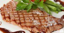 Beef escalopes