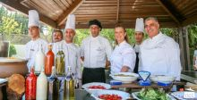 Diplomatic Chefs Project Organization