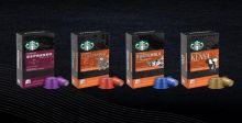 Starbucks® launches new at-home range of espresso capsules