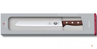 VICTORINOX ROSEWOOD BREAD KNIFE