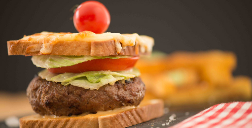 Burger Ghiwa
