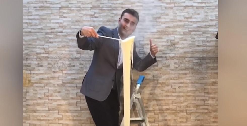 برغر ضخمة مع الشيف بوراك